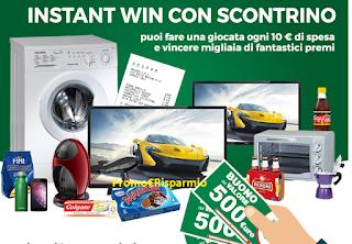 Logo Concorso Despar : vinci e rivinci 30.000 premi !