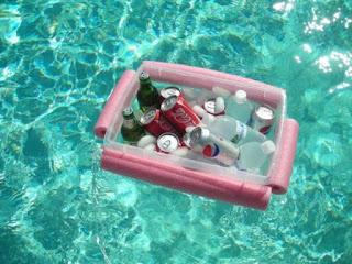 Noodley Beverage Boat