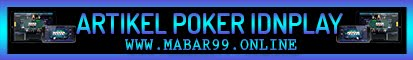 Artikel Poker Idnplay