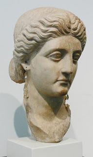 Iulia Aurelia Cota, madre de Julio César -  a. 120-54 a. C.