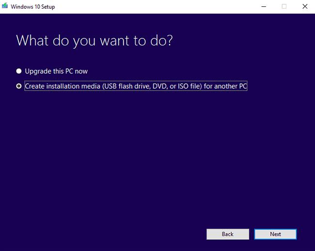 تحميل ويندوز 10 64 بت او 32 بت مجانا و حرقه على الفلاشة Usb