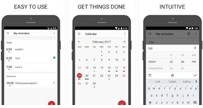 aplikasi android pengatur jadwal harian