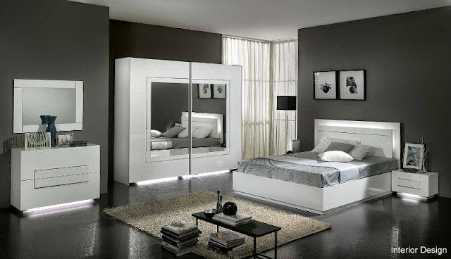 Italian Bedrooms With Touches Of The Most Famous Italian Designers 8