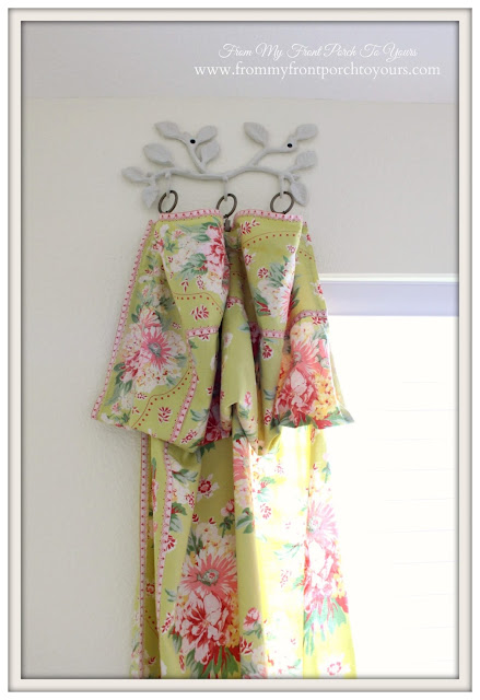 April Cornell-Tablecloth-Curtains-Sewing & Craft Room- From My Front Porch To Yours