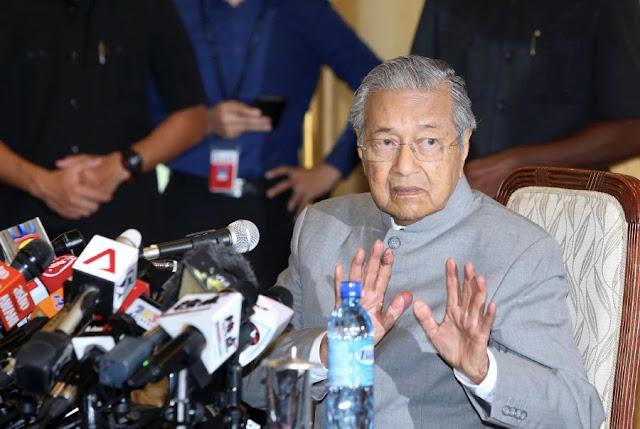 Senarai Barisan Menteri Kabinet Baru 2018 Yang Terkini