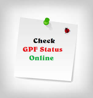 Check Pension Status GPF Online Accountant  » gangtartergward gq