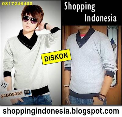 harga jaket murah, sweater pria model gaul trendy murah, jual sweater v man pria , sweater model korea pria , harga sweater jaket pria