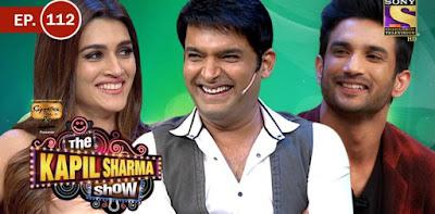 The Kapil Sharma Show Episode 112 10 June 2017 HDTV 480p 250mb