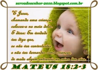 Resultado de imagem para mensagens biblicas para crianças