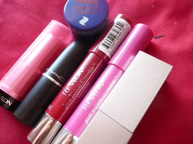 Favourite Lip Products Stain Stick Balm Treatment