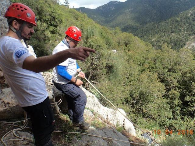Χάθηκαν ορειβάτες στο Μαίναλο - Επιχείρηση από την Πυροσβεστική