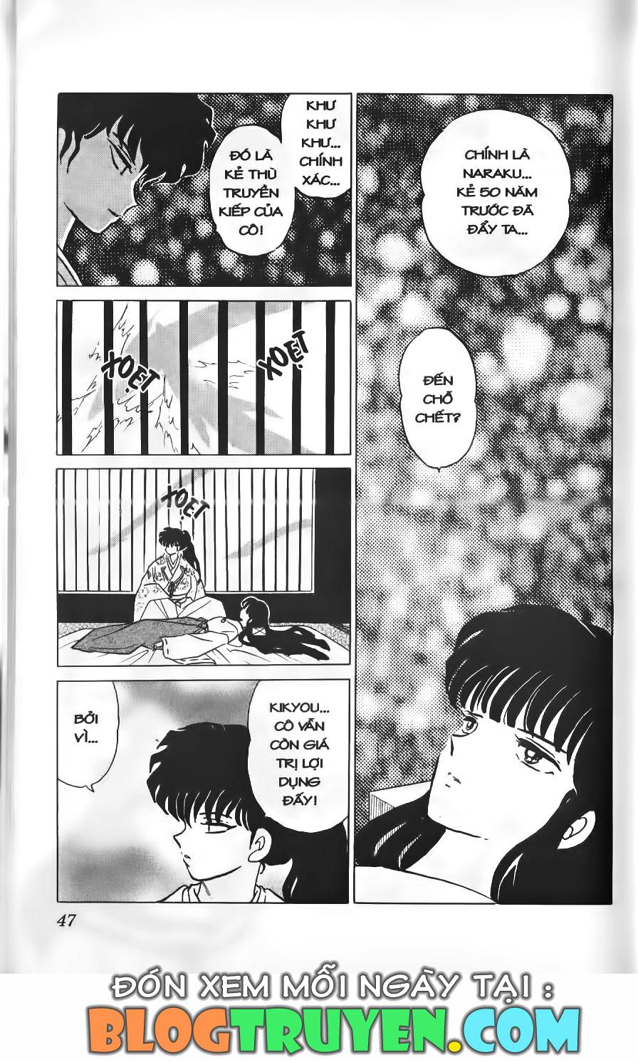 Inuyasha vol 13.3 trang 8