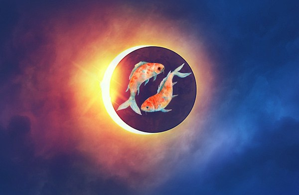 Join Us For The Ring Of Fire Distant Healing Event On Sunday, 26 February 2017! Pisces-solar-eclipse