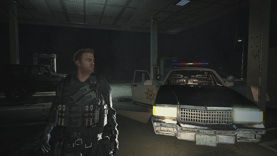 resident evil 2 remake chris redfield image