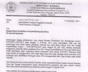 Download Berkas Persyarat Pencairan Sertifikasi Triwulan 2 Bulan Juni 2017