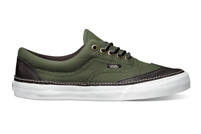 The Vans x Barbour collection incorporates Vans iconic styling with  Barbour s signature waxed canvas c5c9870d5