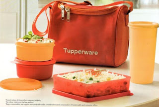Tupperware Best Lunch Set