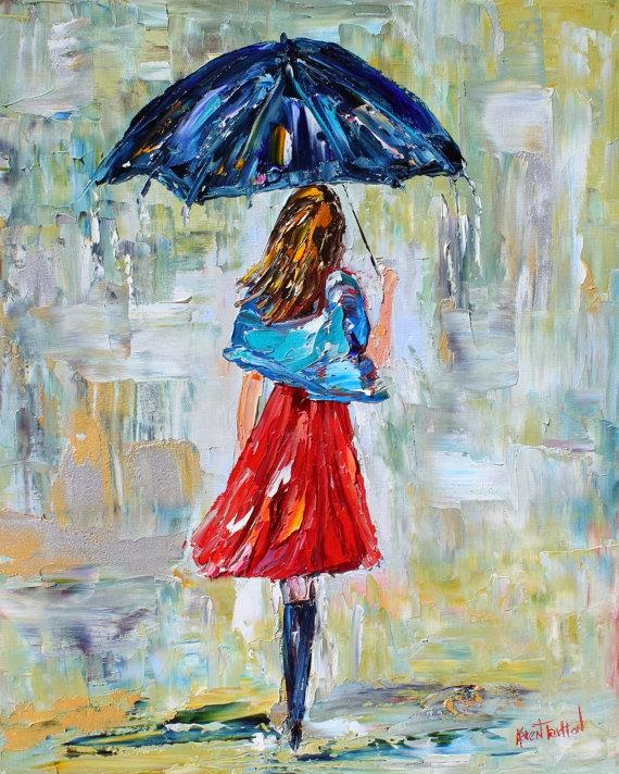 Colorful Paintings by Karen Tarlton