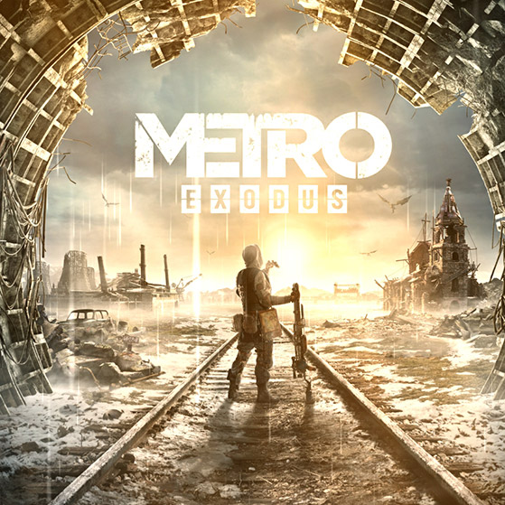 Metro Exodus - SPRING Wallpaper Engine
