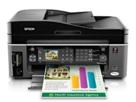 Epson WorkForce 610 Pilote d'imprimante gratuit