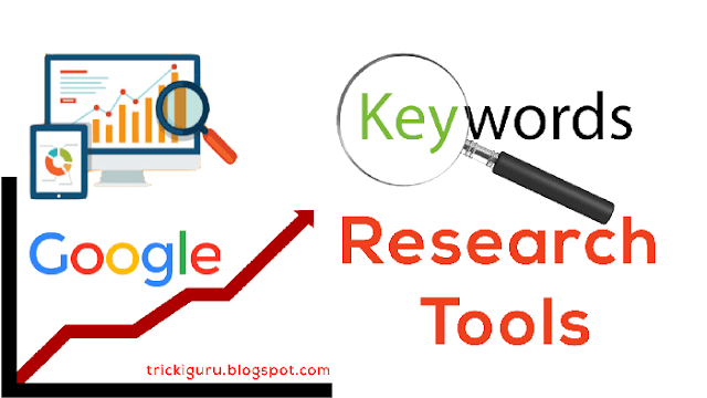 7 Best Keyword Research Tool for SEO