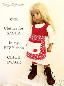 CLOTHES FOR SASHA
