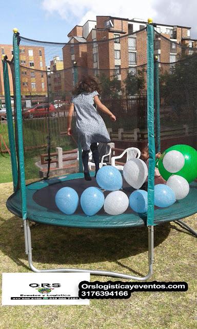 juegos para fiestas infantiles con globos