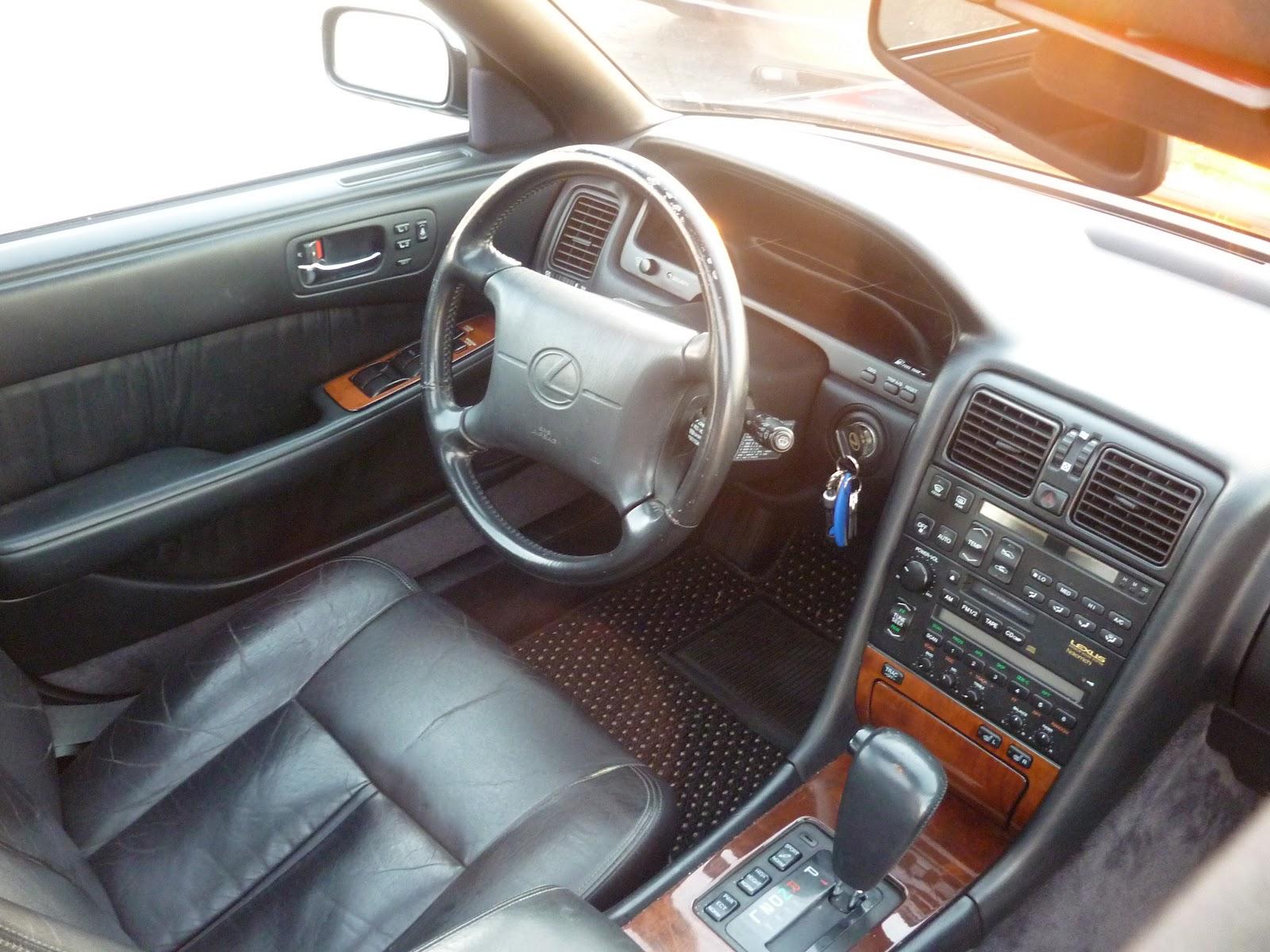 Tamerlane s Thoughts 1993 Lexus LS400 for sale plus bonus