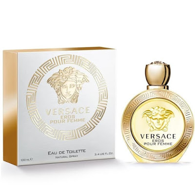 Parfum Wanita Versace Eros Pour Femme