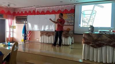 Ceramah Sains PT3 di SMK Kampung Selamat