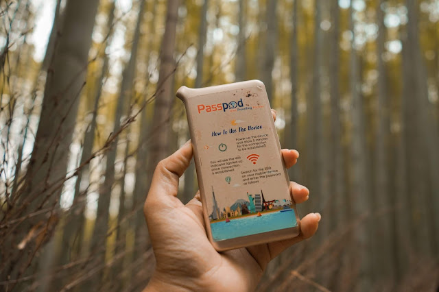 Internet Pakai Modem Wifi di Jepang (Passpod Wifi Review