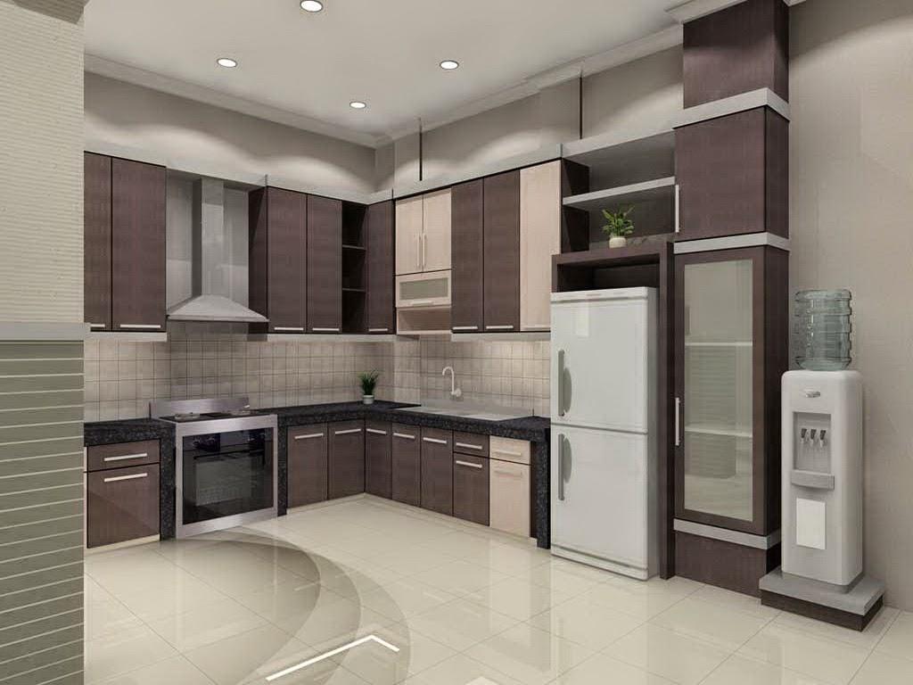 Design Dapur Interior Rumah Minimalis
