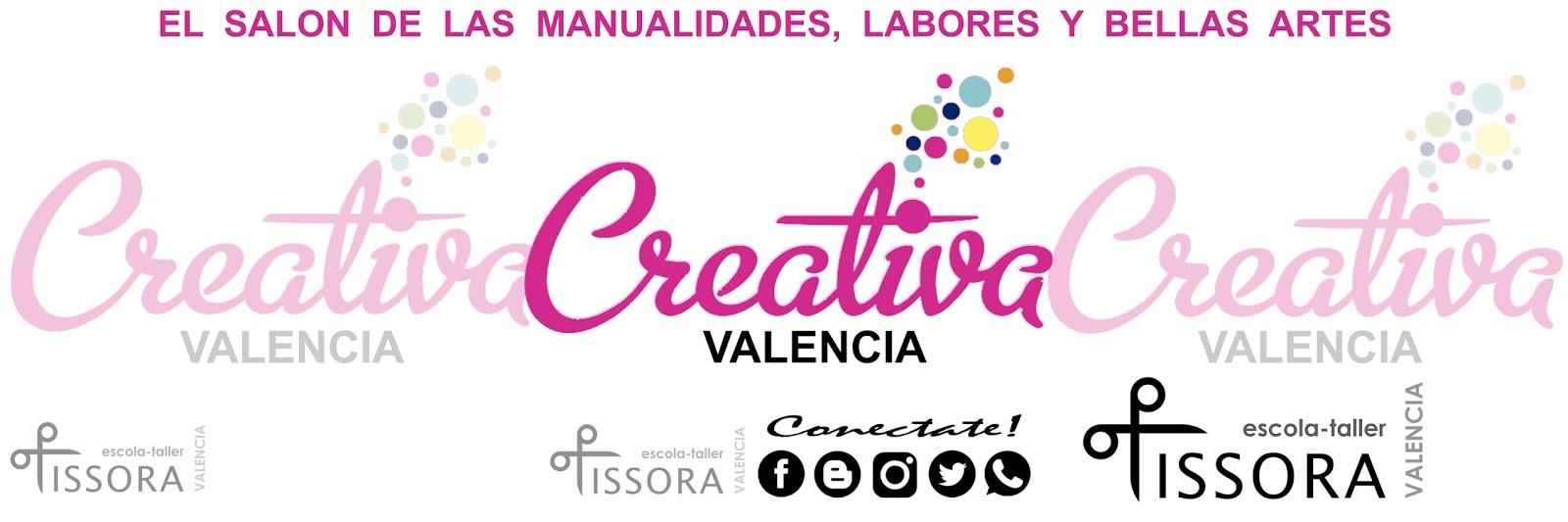Tissora Programa Feria Creativa Valencia 2018 ~ Cursos De Manualidades En Valencia