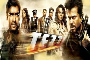 "Hindi Lyrics 4 U: Lyrics Of ""Tezz -Title Song"" From Movie ...  Hindi Lyrics 4 ..."