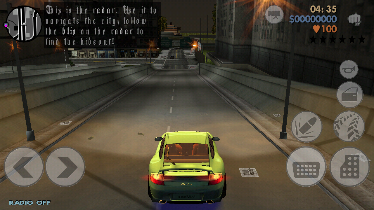 Gta 3 apk Here with data highly compressed free Download