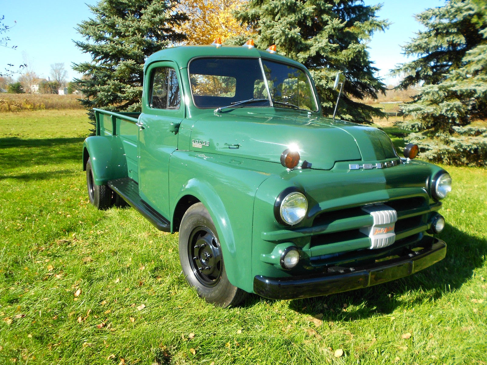 car trucks for sale in craigslist with Rare 1951 Dodge B Series Dually Pickup on 1968 Cadillac Deville For Sale In Westford Massachusetts 01886 together with Al Ritters Wicked Cool 1952 Chevy 3100 besides 1953 56 Ford Truck Short Bed also 43035 1985 Ford Thunderbird Elan 50 V8 Garage Kept 71k Miles further Spring Special 1965 Ford Econoline Pickup.