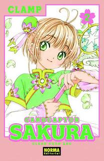 Card Captor Sakura Clear Card vol.2