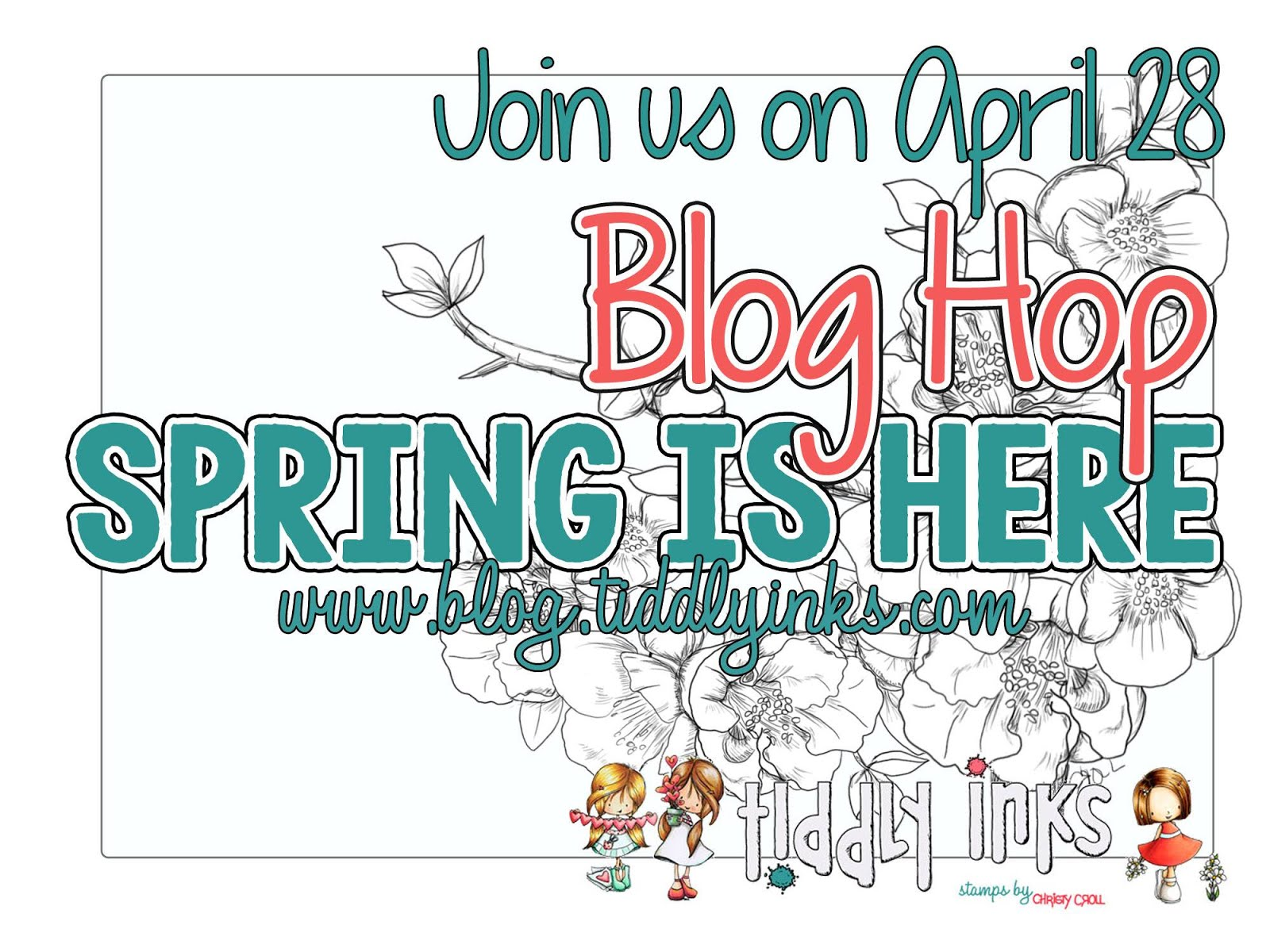 Tiddly Inks BLOG HOP