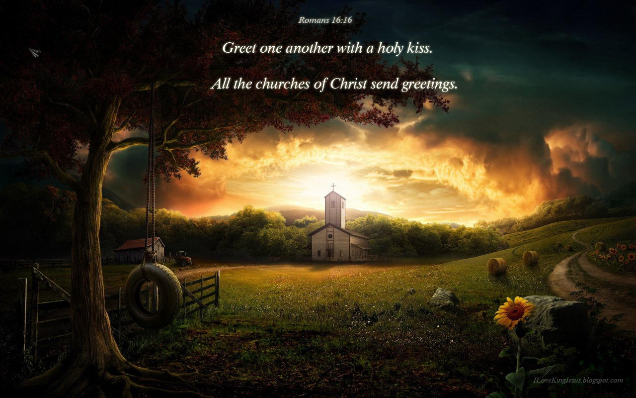 I Love King Jesus: HD Christian Wallpapers