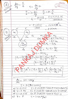 fluid mechanics solved exercises pdf