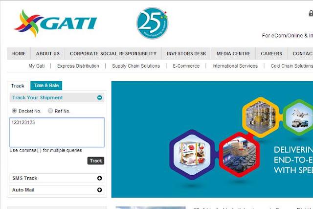 Gati Kwe Tracking
