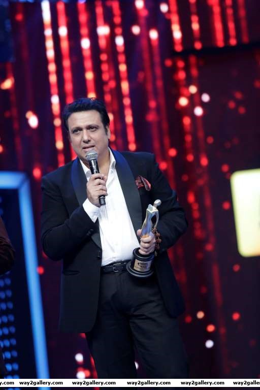 Govinda was declared Face of Dhinchak music at the th Mirchi Music Awards
