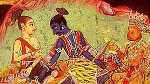 The highly systematic knowledge of puranas sourcing from shruti to smriti in terms of puranas.