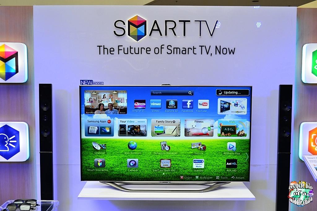 samsung apps smart tv