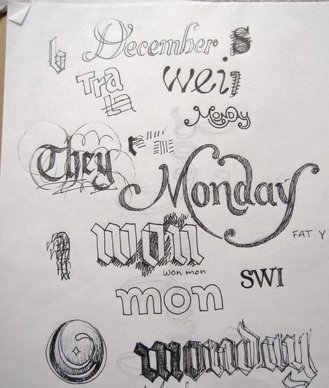 May The Fourth Be With You Lettering: Learn Beautiful Handwriting