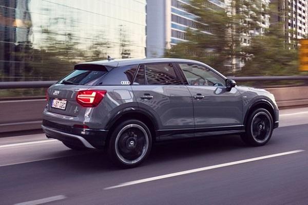 Audi Q2 Off-Road Style
