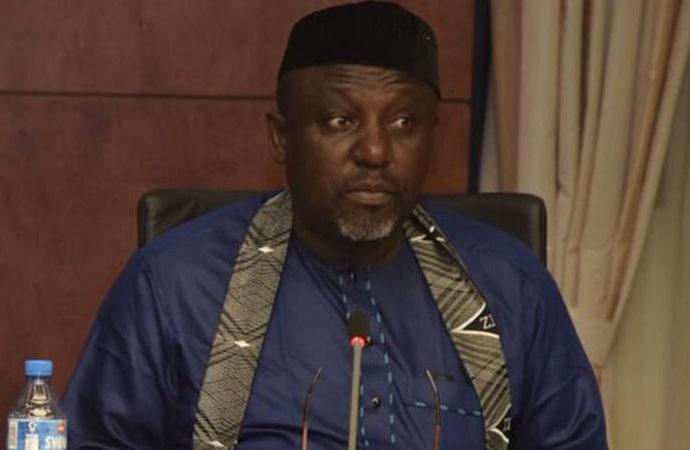 Okorocha calls for release of Nnamdi Kanu