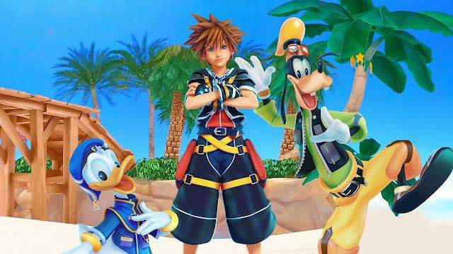 Se comparte por sorpresa un nuevo tráiler de Kingdom Hearts 3