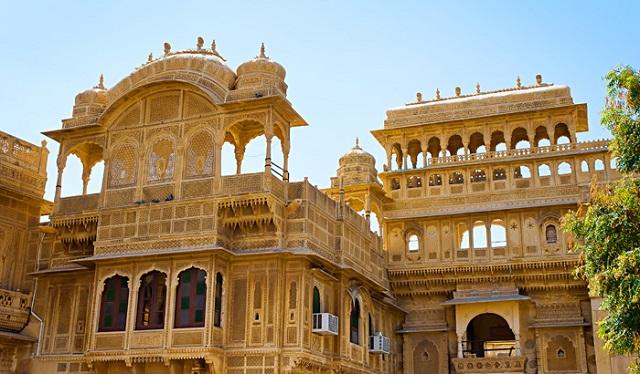 Maharaja's Palace Jaisalmer, Rajasthan