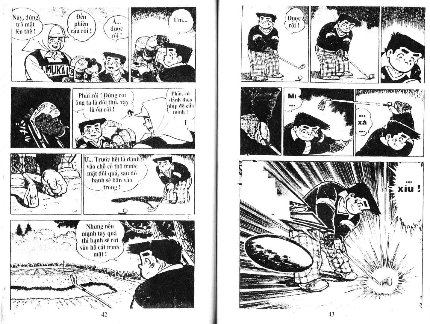 Ashita Tenki ni Naare chapter 42 trang 20